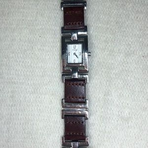Square Face F2 Fossil Watch - Women's